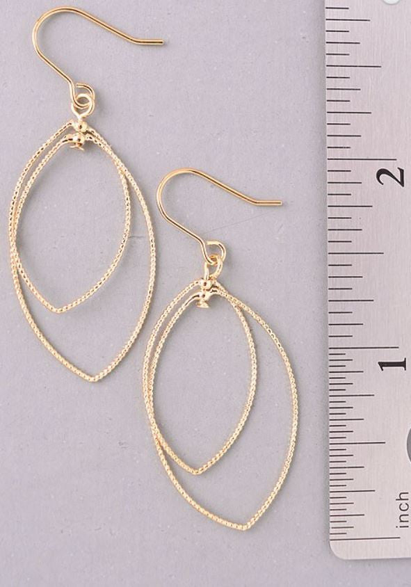 The Emma Earring - Gold - Mint Pop Shop