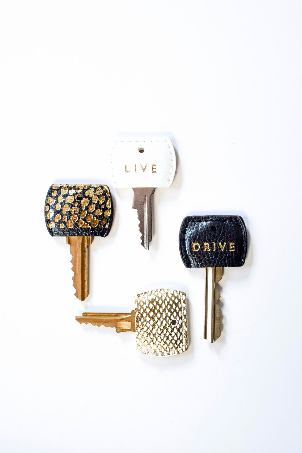 Live to Drive - Key Covers - Mint Pop Shop