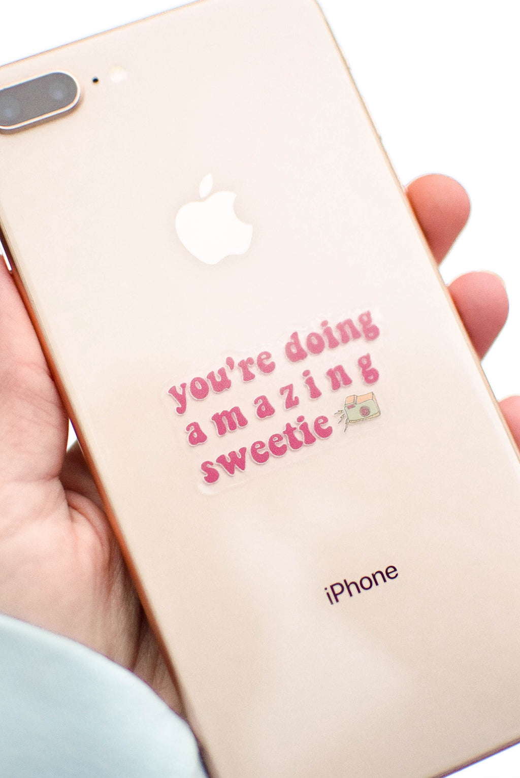 phone sticker