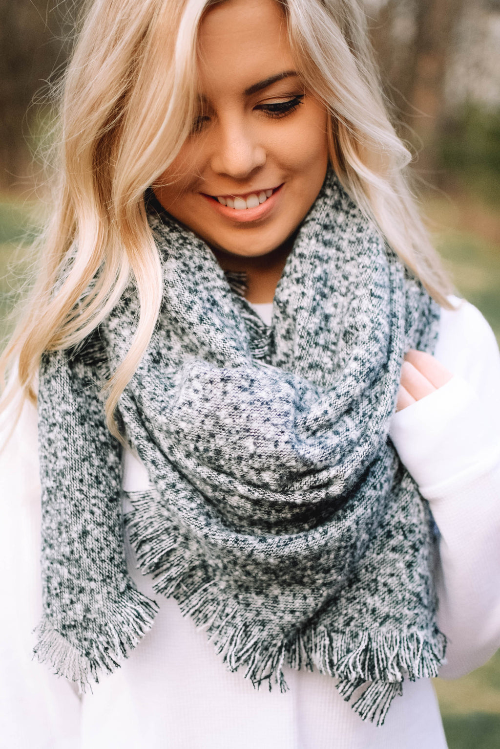 The Kate Blanket Scarf