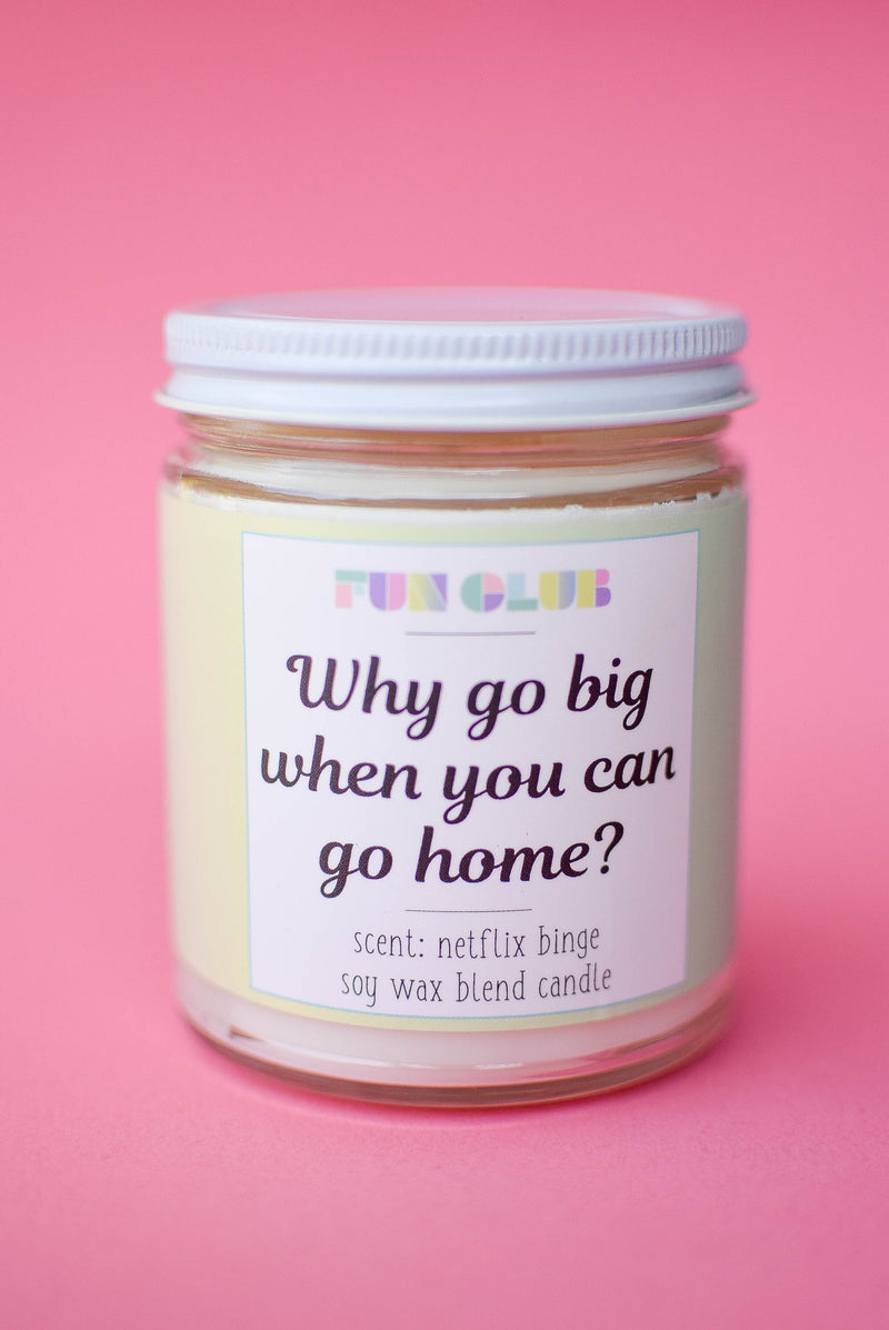 Homebody Candle - Mint Pop Shop