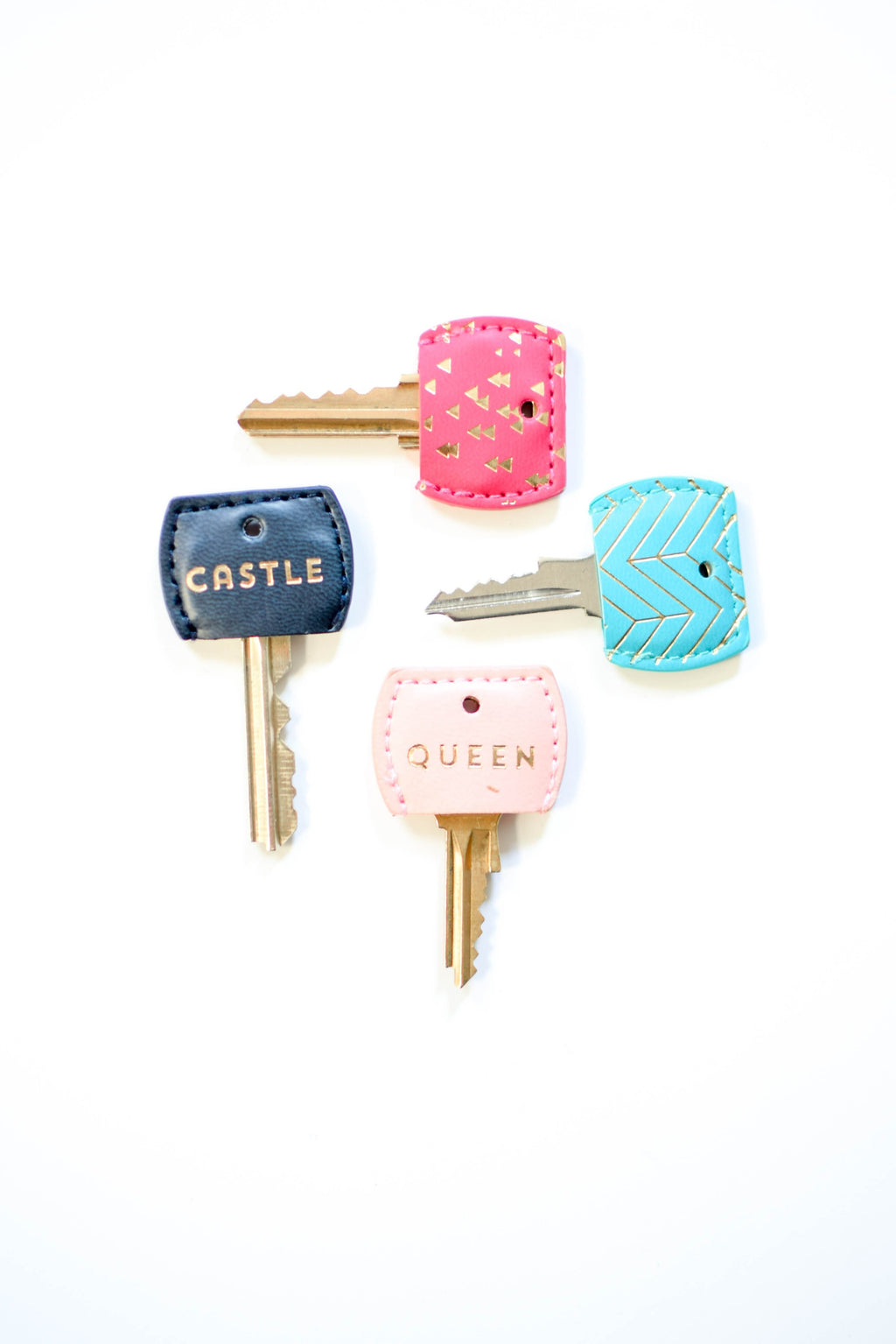 Queen of the Castle - Key Covers - Mint Pop Shop