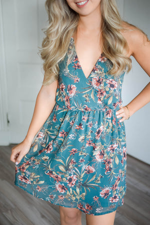 The Isabelle Dress - Mint Pop Shop