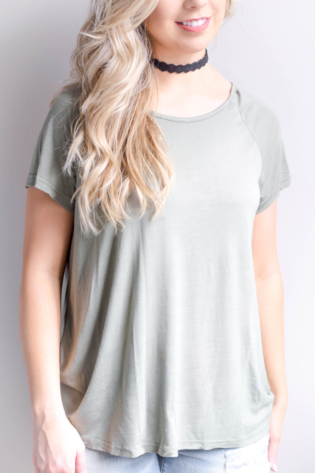 The Jaclyn Top - Mint Pop Shop
