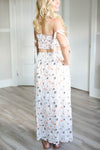 Barefoot Beach Maxi Set - Mint Pop Shop