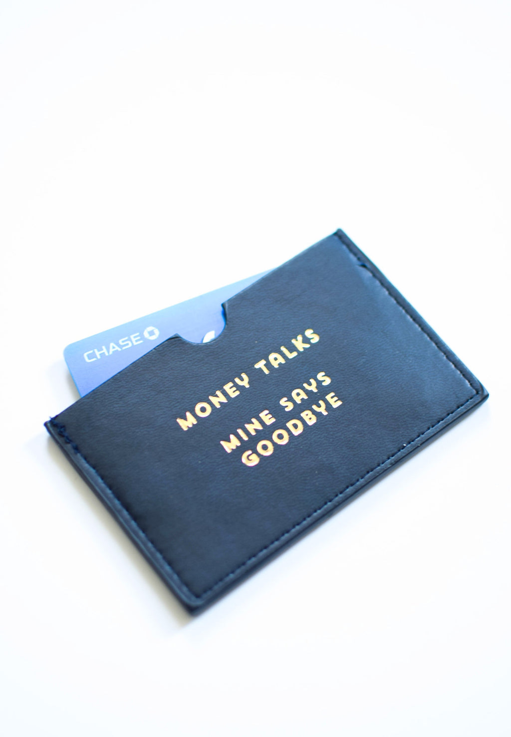 So Long Money! - Credit Card Holder - Mint Pop Shop