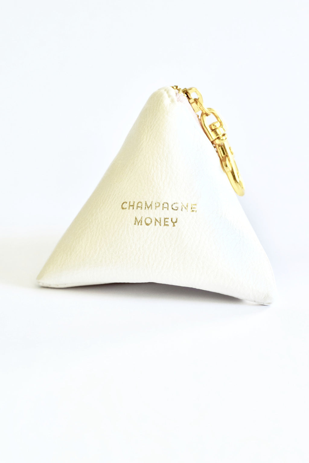 Champagne Money Coin Pouch - Mint Pop Shop