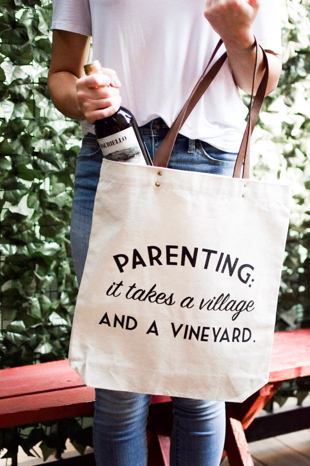 Parenting Tote Bag - Mint Pop Shop