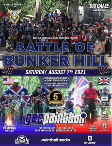 Splattfest at Grc's Battle of Bunker Hill