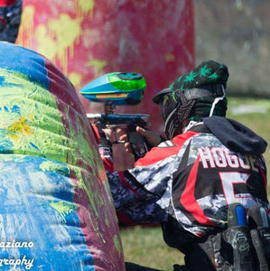 Get out and blast someone #playpaintball#dontsleep #pewpew