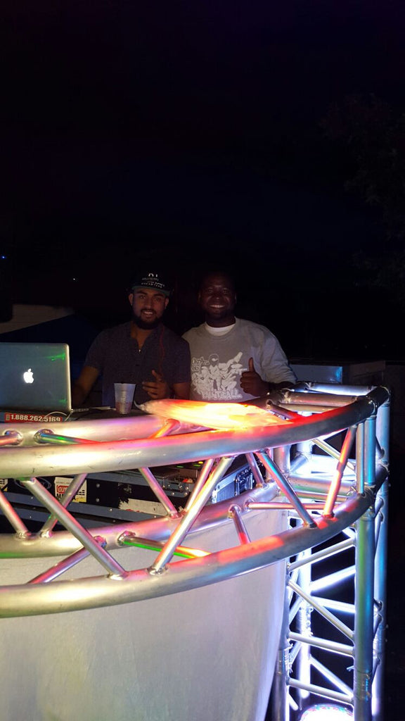 Dj Uncle Kev @ Bora Bora Beach party