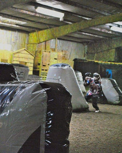 Grc paintball 5 man tournament