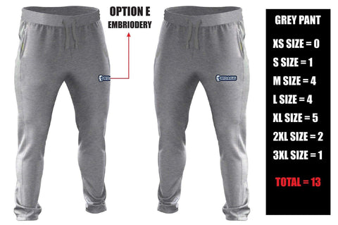 Orda66 Gray Sweatpants