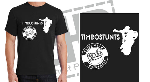 Elite Gear - Timbostunts limited edition shirt