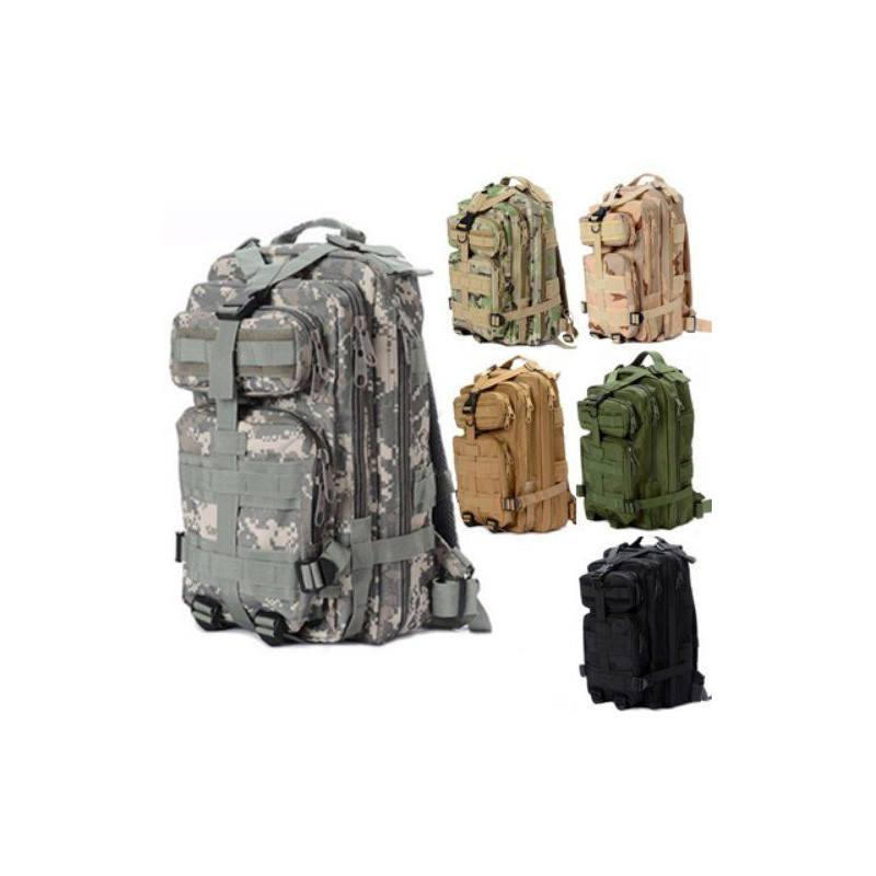 Outdoor Military Army Tactical Backpacks - Multiple Styles - Dopy - 1