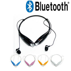 Bluetooth Behind-Neck Sports Headset with Mic & Volume Control - Assorted Colors - Dopy - 1