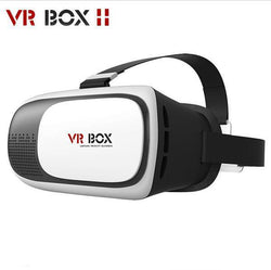 Global VR Virtual Reality 2 3D Headset Glasses for iPhone®, Samsung, Sony, LG & More - Dopy - 1