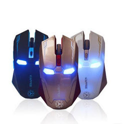 2.4GHz Wireless Optical Gaming Mouse - Dopy - 1