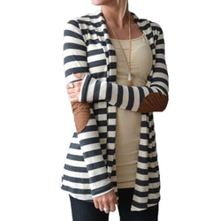Nautical Collection Striped Cardigan - Dopy - 1