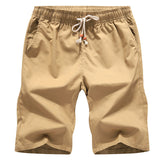 Summer Cotton Breathable Board Shorts