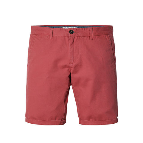 Mens Summer Casual Solid Slim Shorts