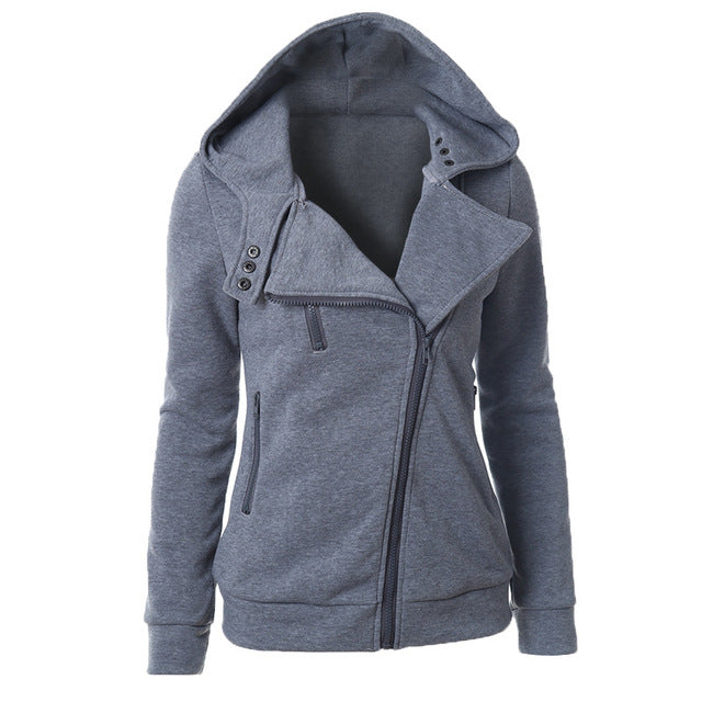 Fashion Vintage Hoodie - Assorted Colors