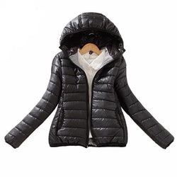 Super Warm Winter Womens Jacket - 8 Colors - Dopy - 2