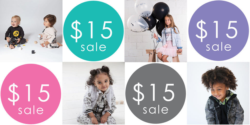 Clothing Clearance - Newborn to 7 years - Nothing over $15.00