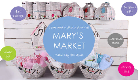 Minene will be at Mary's Markets this Saturday 8th April 2017