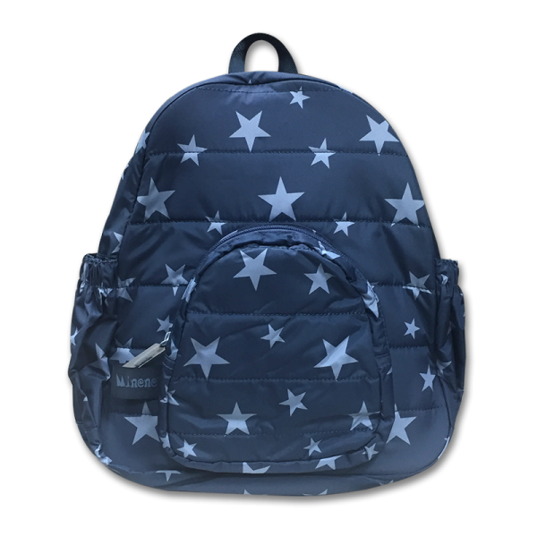Little Kid's Backpack - Blue Stars