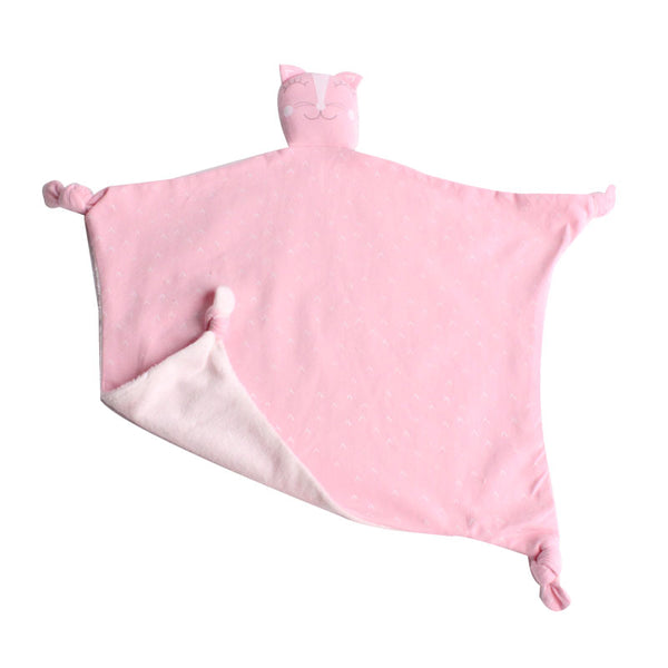Mi Snuggle Comforter - Pink Kitty