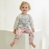 Happy Days - Top and Trouser Set