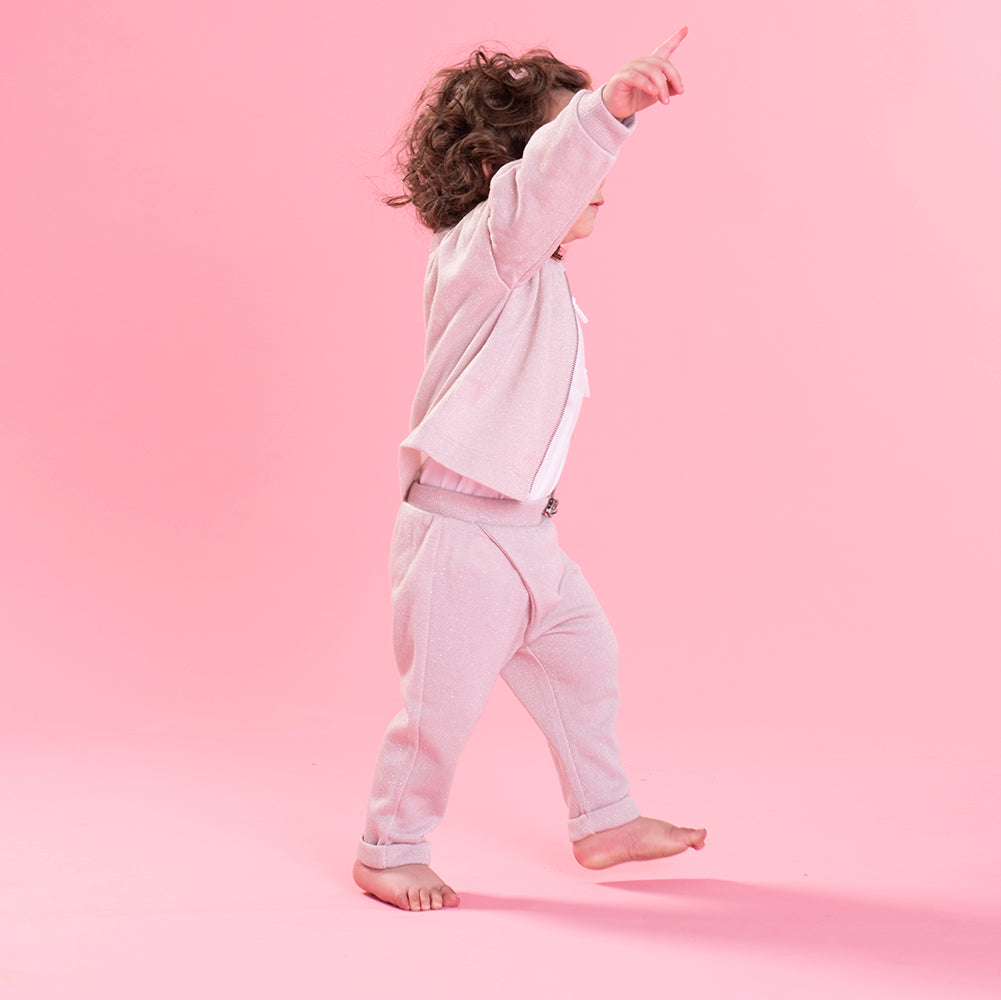 Pink Trousers - 2-7years