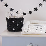 Small basket for nurseries and baby's rooms