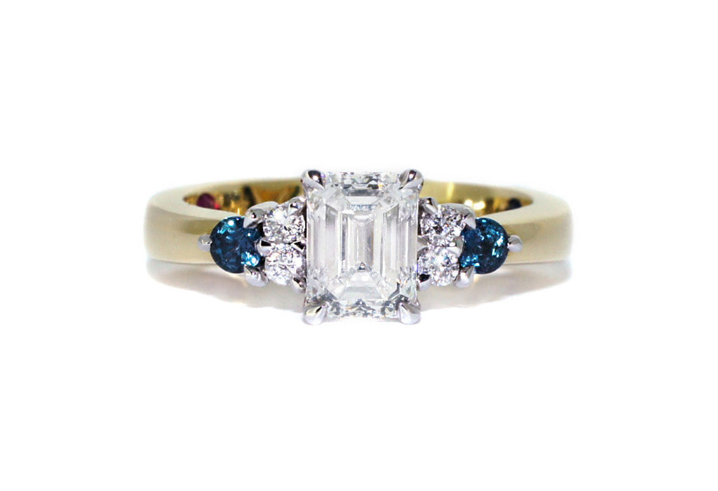 Custom-made-diamond-engagement-rings-Sydney-jeweller-Lizunova-Fine-Jewels-Chifley-Square