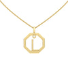 Personalised-Initial-L-diamond-yellow-gold-pendant-by-Sydney-jewellers-Lizunova