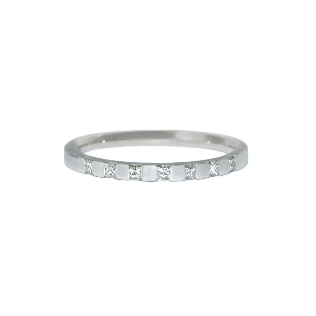 princess-diamond-white-gold-wedding-band-sydney-jewellers-lizunova