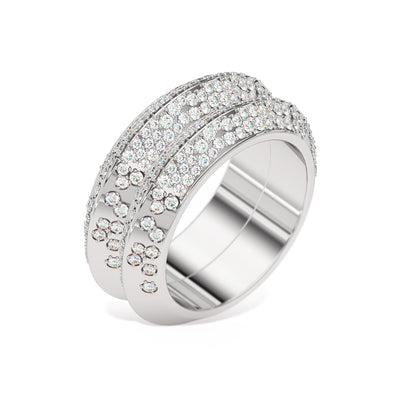 diamond-knife-edge-double-ring-white-gold-sydney-jeweller-lizunova