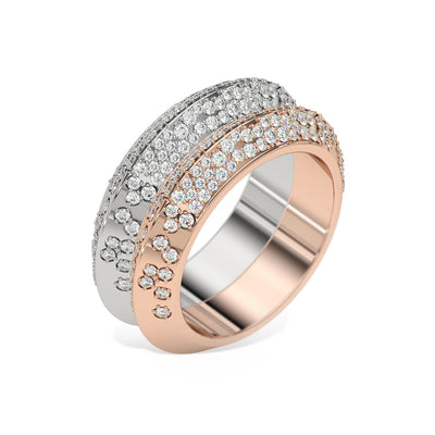 diamond-knife-edge-double-ring-white-rose-gold-sydney-jeweller-lizunova
