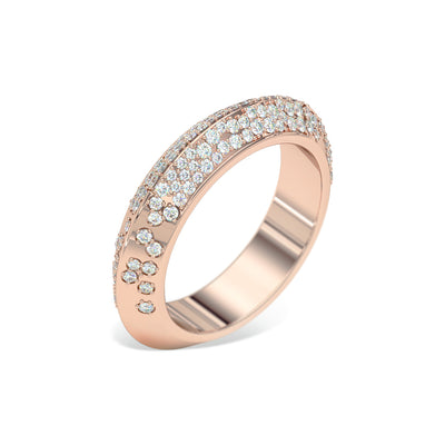 rose-Gold-knife-edge-diamond-wedding-ring-sydney-jeweller-lizunova