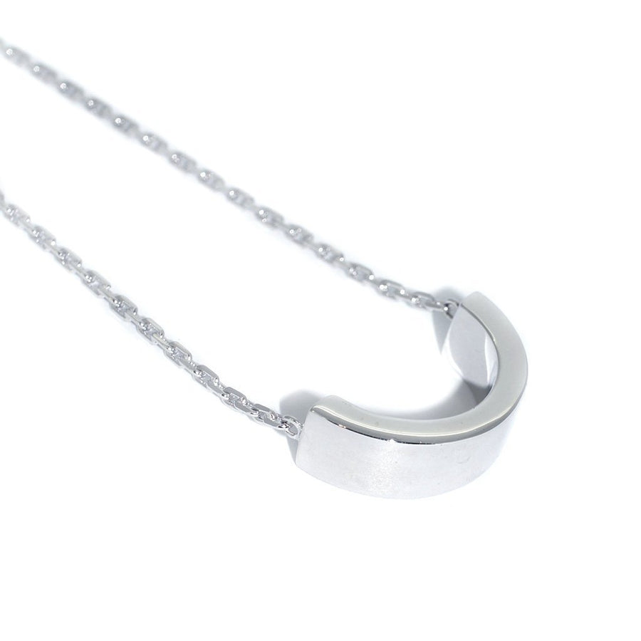 white-gold-half-moon-necklace-by-Sydney-jewellery-designer-Lizunova