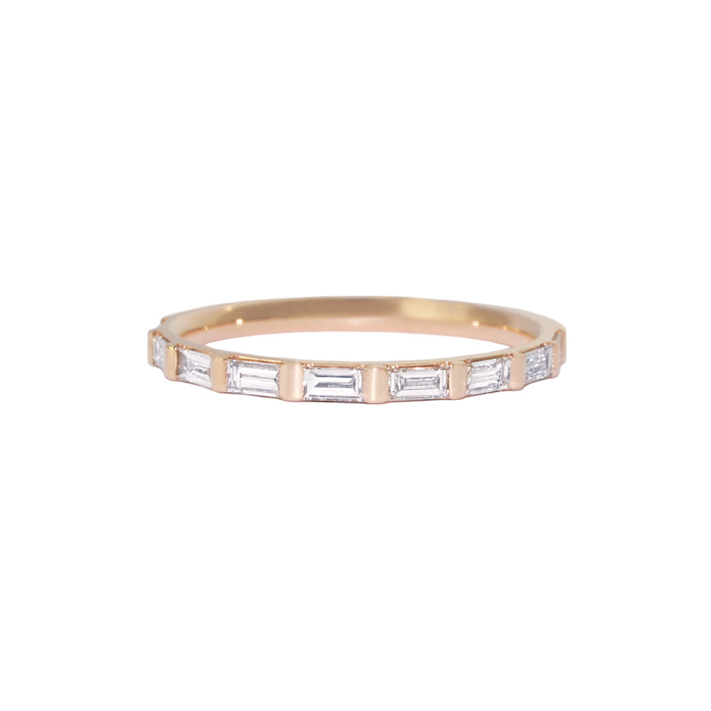 baguette-diamond-wedding-ring-rose-gold-sydney-jewellers-lizunova