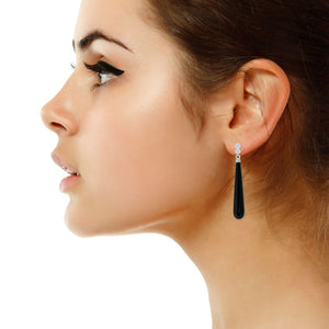 diamond-onyx-white-gold-earrings-sydney-jewellers-lizunova