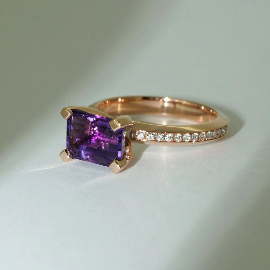 bespoke-rose-gold-diamond-ring-amethyst-sydney-jewellers-lizunova