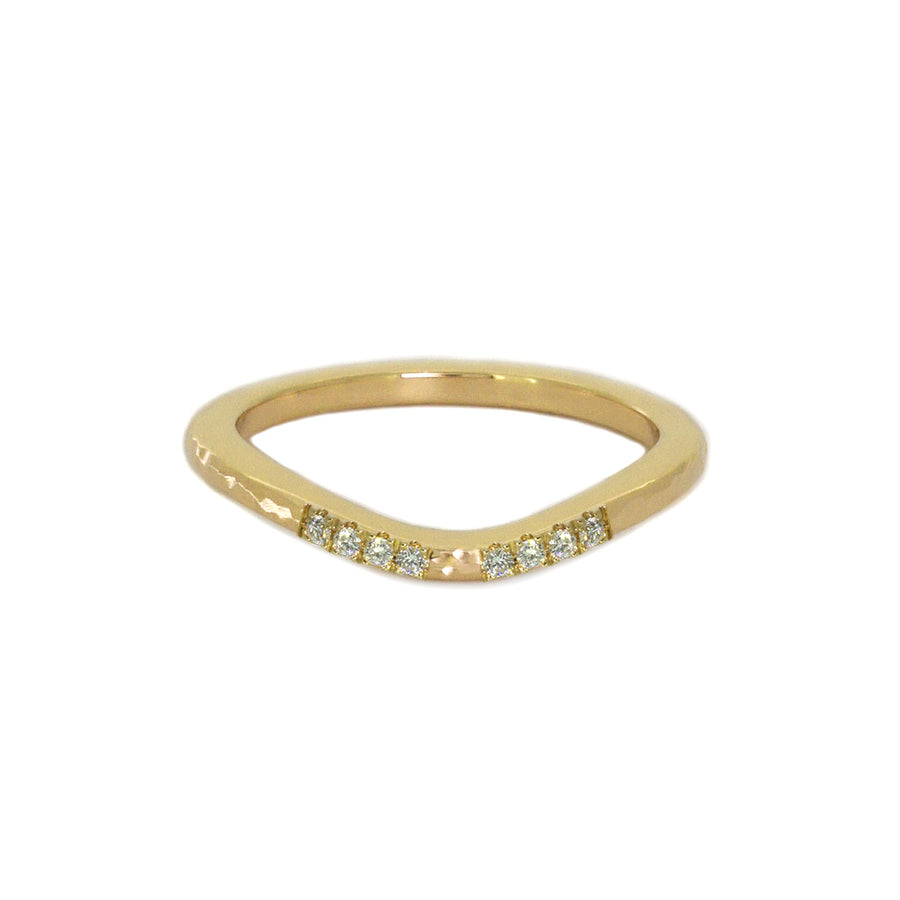 curved-yellow-gold-diamond-wedding-band-sydney-jewellery-designers-lizunova
