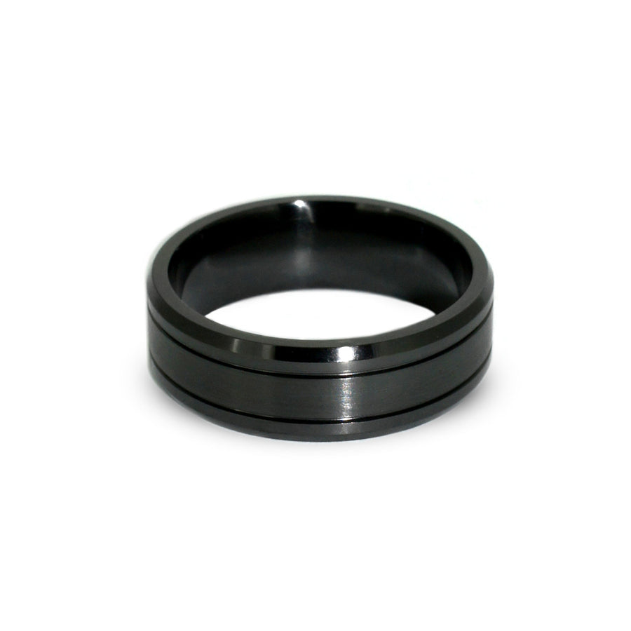 black-zirconium-mens-ring-Custom-made-wedding-ring-sydney-jeweller-lizunova