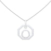 Personalised-Initial-O-diamond-white-gold-pendant-by-Sydney-jewellers-Lizunova