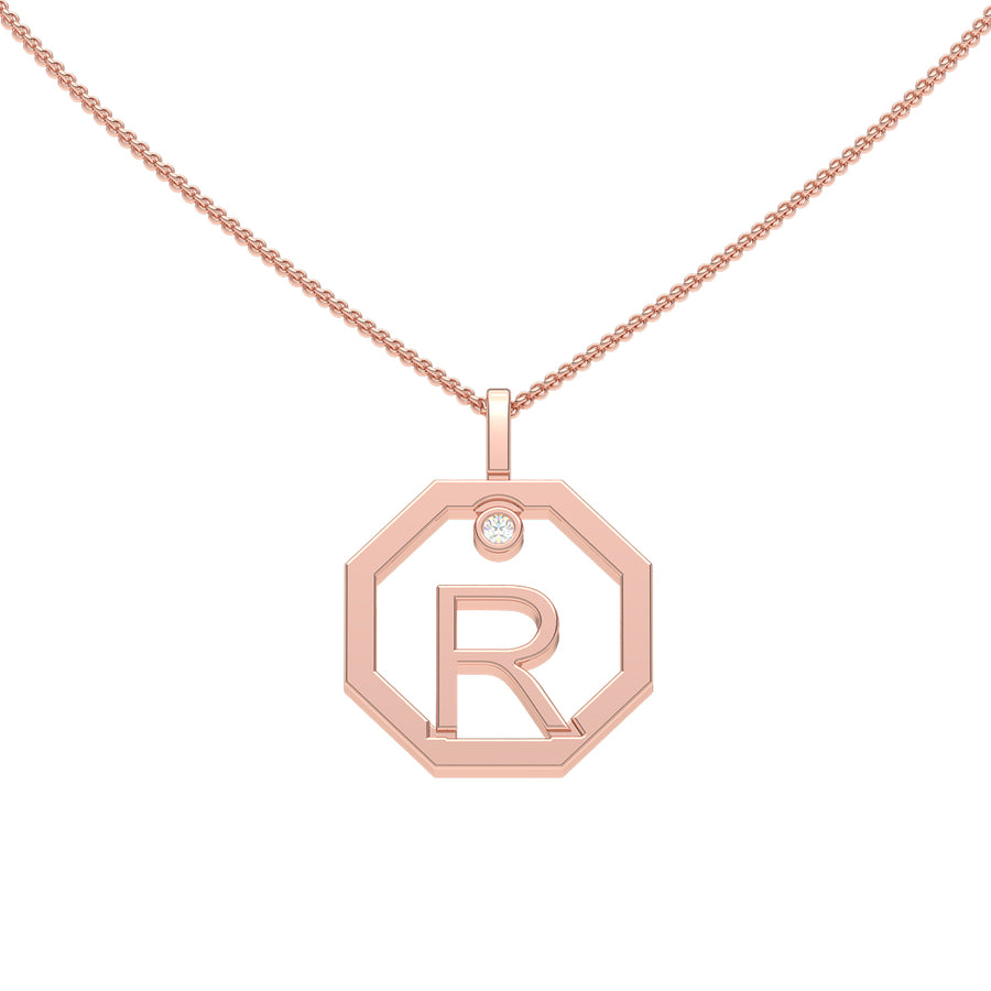 Personalised-Initial-R-diamond-white-gold-pendant-by-Sydney-jewellers-Lizunova