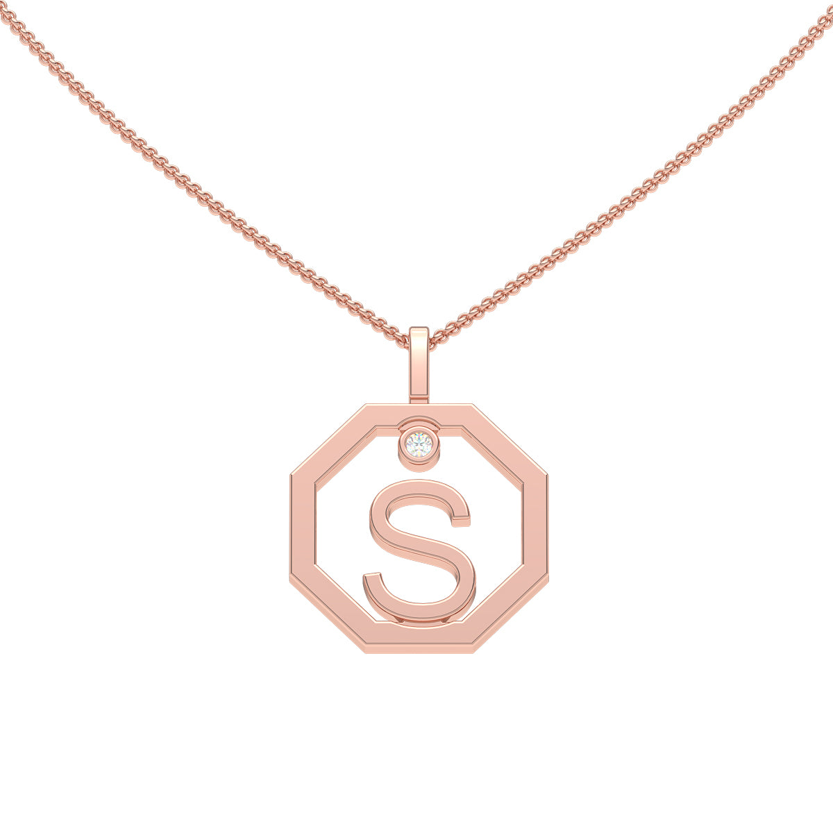Personalised-Initial-S-diamond-white-gold-pendant-by-Sydney-jewellers-Lizunova