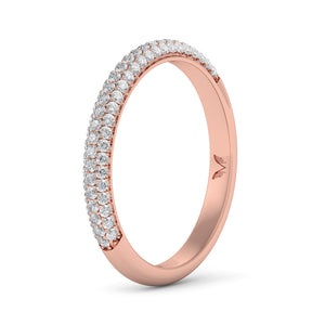 triple-row-custom-made-diamond-wedding-band-sydney-jewellers-lizunova-rose-gold